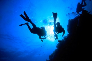 "DIVING Package ""Blue Week"" 2012"