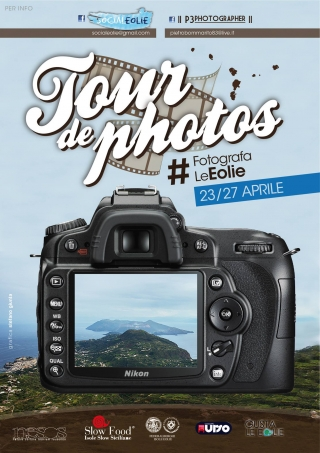 TOUR DE PHOTOS: FOTOGRAFA LE EOLIE